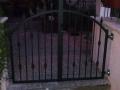 cancello pedonale giardino