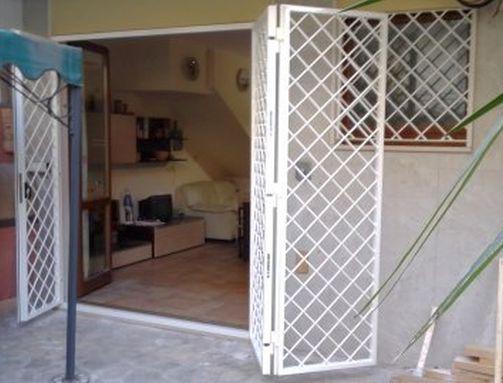 Grate di protezione antel sas - Protezione per finestre ...