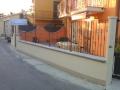 recinzione casa singola