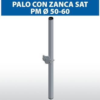 Palo con zanca SAT PM 50-60