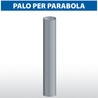 Palo per parabola